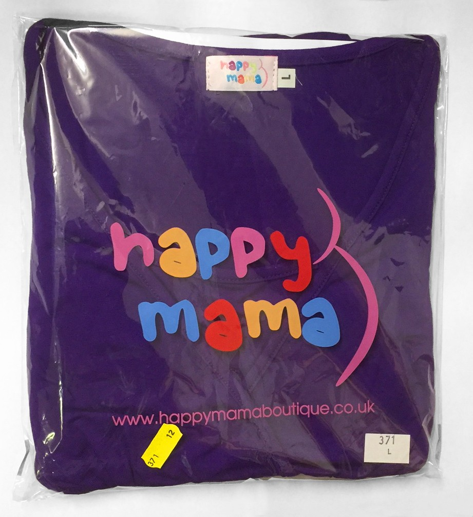 710p Happy Mama Women/'s Maternity Nursing Hoodie Breastfeeding Stars Design