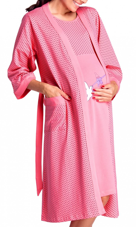 Happy Mama Women S Maternity Hospital Gown Robe Nightie