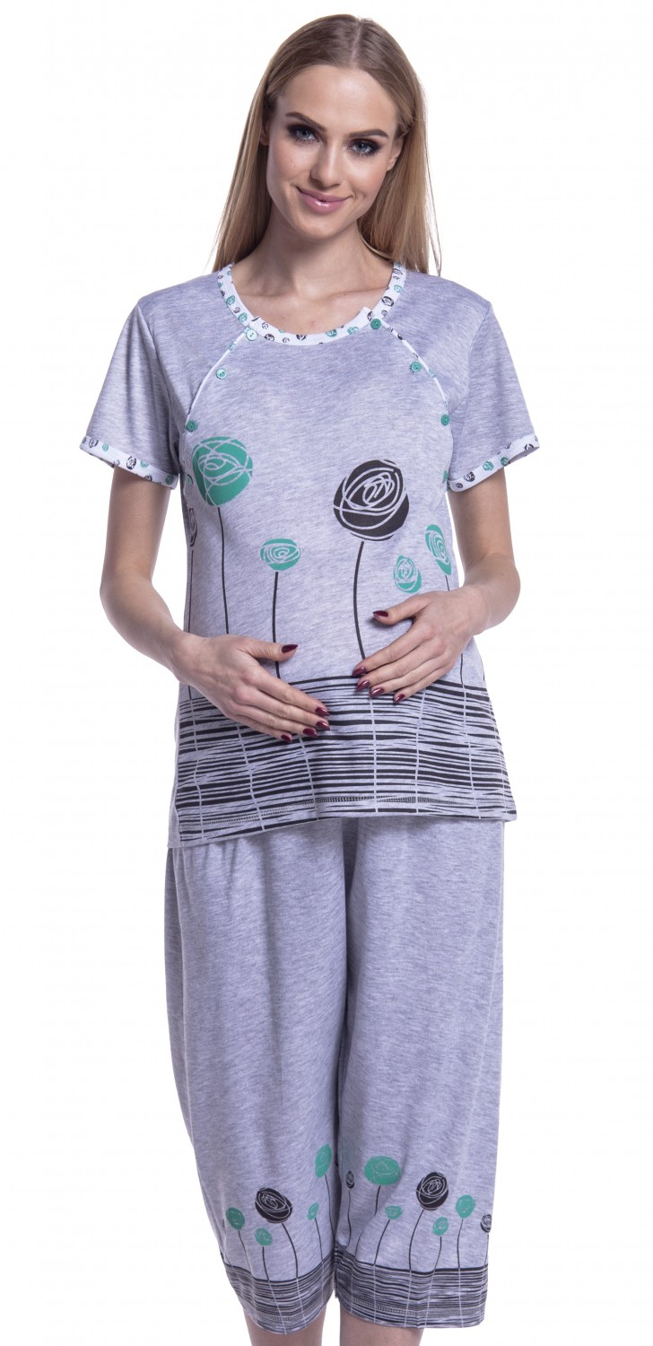 HAPPY MAMA Women's Maternity Top Nursing Pyjamas Crop Pants Nightwear. p. £ - £ Prime. Invest in an assortment of maternity wear so that as you're lounging, nursing or trying to get caught up on some precious sleep, you're plenty comfy. Free UK Delivery by Amazon. Featured Brands. Happy Mama Boutique. Purpless Maternity.