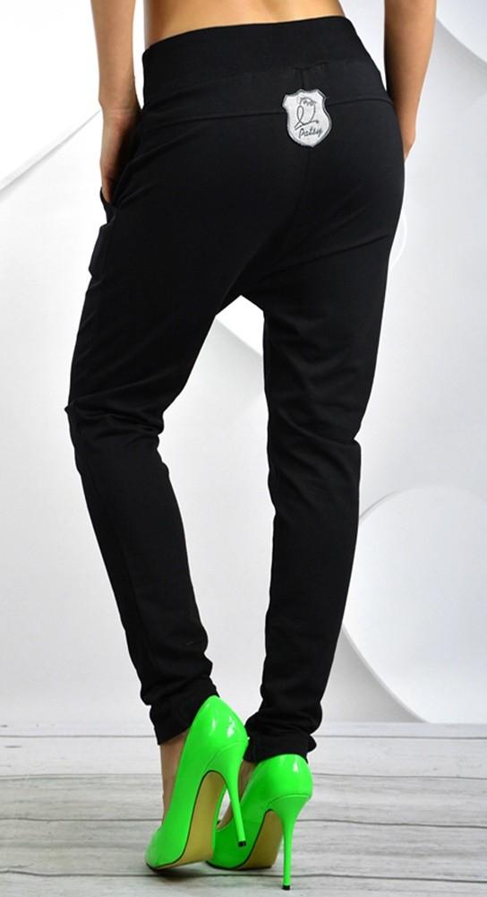 Luxury Low Crotch Pants Unisex Sweatpants Harem Pants Baggy