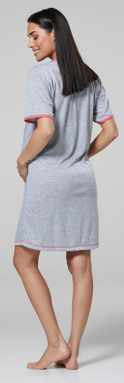 Zeta Ville.Women/'s Maternity Nursing Hospital Birth Labour Nightshirt Pyjama220p