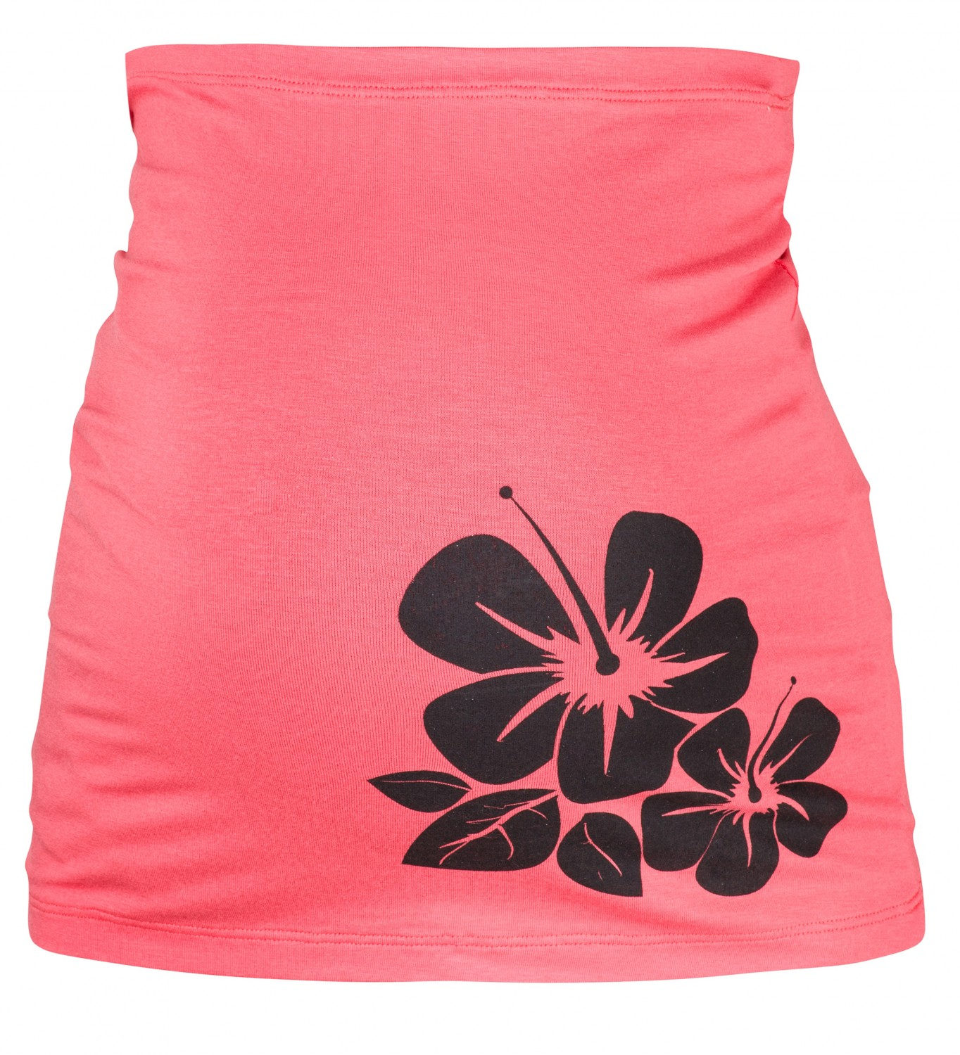 Happy Mama Womens Pregnancy Maternity Belly Band Hibiscus Flower