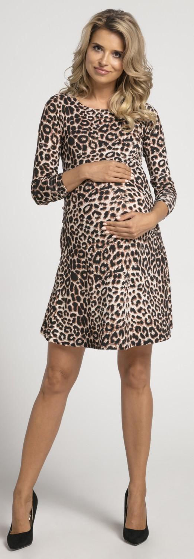 Women/'s Maternity Nursing Layer Dress Round Neck Long Sleeve 128c Zeta Ville