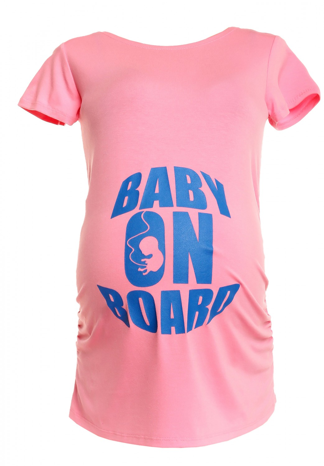 Amazoncom baby on board tshirt
