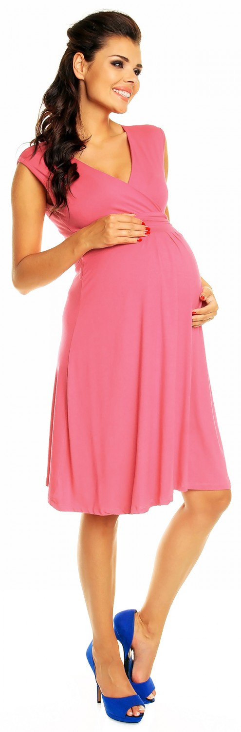 Zeta Ville Women's Maternity Breastfeeding Flattering ...