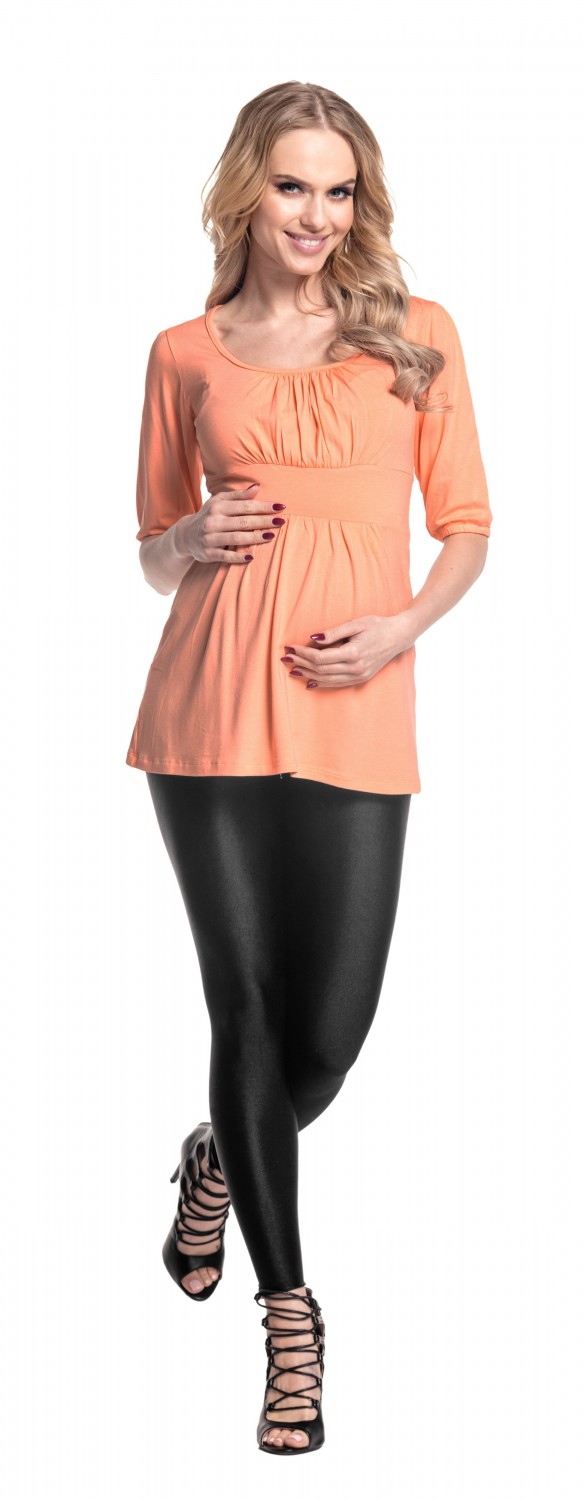 Happy Mama Women's Pregnancy Maternity Stretchy Tunic Top ...