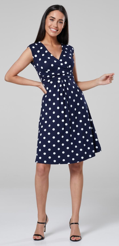 HAPPY MAMA Women/'s Maternity /& Nursing Friendly Baby Shower Summer Dress 1044