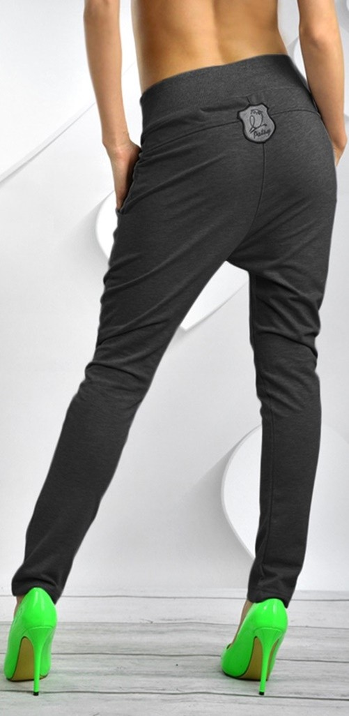 Brilliant Womenu0026#39;s Jeans Pants Low Waist Harem Slim Turk Drop Crotch New E1070 | EBay