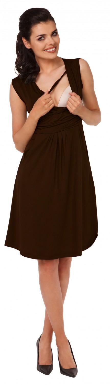 Zeta-Ville-Women-039-s-Maternity-Nursing-A-line-Dress-Pockets-Sleeveless-500c thumbnail 82