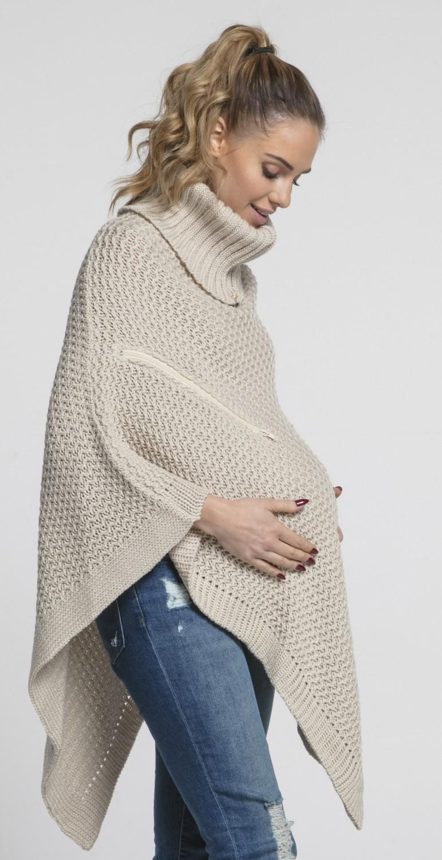 fd0117a9c7 Happy Mama para Mujer Maternidad Enfermería De Punto Poncho Suéter ...