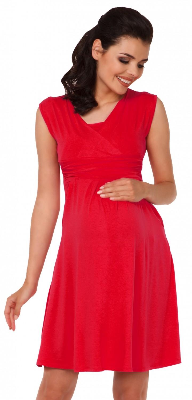 Zeta-Ville-Women-039-s-Maternity-Nursing-A-line-Dress-Pockets-Sleeveless-500c thumbnail 67
