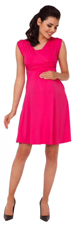 Zeta-Ville-Women-039-s-Maternity-Nursing-A-line-Dress-Pockets-Sleeveless-500c thumbnail 49
