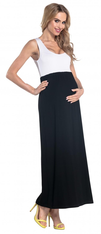 27ebb871ebed Happy Mama. Women s Maternity Maxi Dress Empire Waist Pregnancy Sleeveless.  292p
