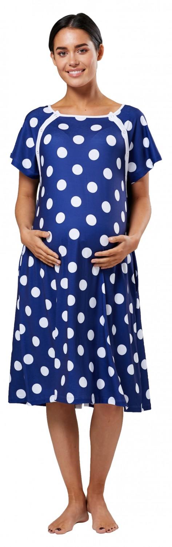 Zeta-Ville-Women-039-s-Maternity-Nursing-Delivery-Hospital-Gown-Nightshirt-536p thumbnail 40