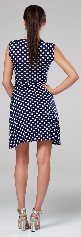 Zeta-Ville-Women-039-s-Maternity-Nursing-A-line-Dress-Pockets-Sleeveless-500c thumbnail 99