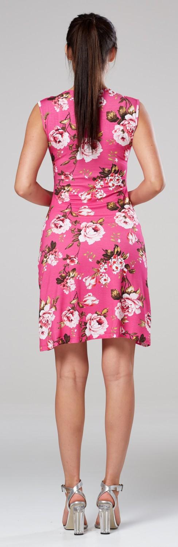 Zeta-Ville-Women-039-s-Maternity-Nursing-A-line-Dress-Pockets-Sleeveless-500c thumbnail 138