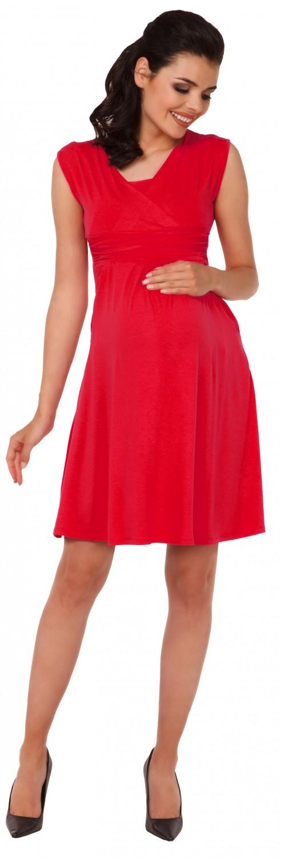 Zeta-Ville-Women-039-s-Maternity-Nursing-A-line-Dress-Pockets-Sleeveless-500c thumbnail 68