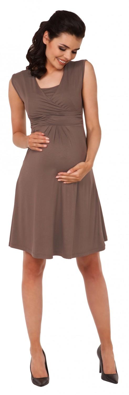 Zeta-Ville-Women-039-s-Maternity-Nursing-A-line-Dress-Pockets-Sleeveless-500c thumbnail 54