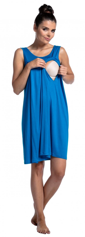 Zeta-Ville-Women-039-s-maternity-nursing-nightdress-breastfeeding-nightie-994c thumbnail 40