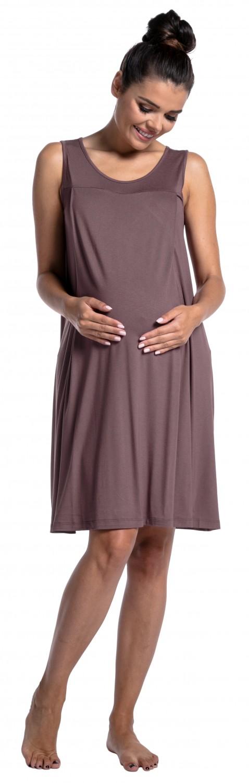 Zeta-Ville-Women-039-s-maternity-nursing-nightdress-breastfeeding-nightie-994c thumbnail 13