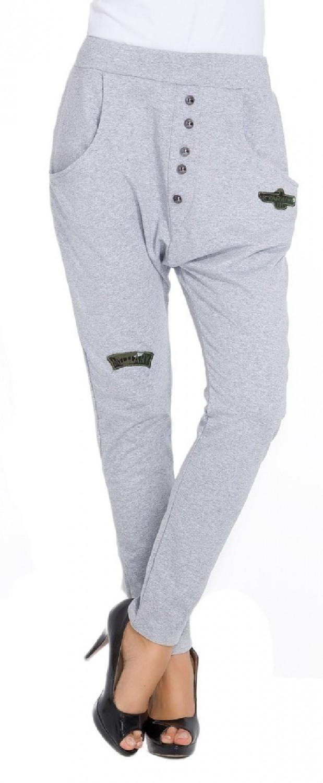 Women's Pants with Elastic Waist