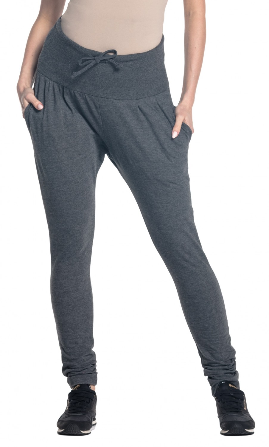 bc154e9b3d0 Details about Happy Mama Women's Maternity Pants Elastic Belly Band  Trousers Drop Crotch. 583p
