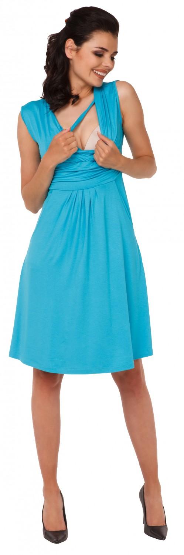 Zeta-Ville-Women-039-s-Maternity-Nursing-A-line-Dress-Pockets-Sleeveless-500c thumbnail 61