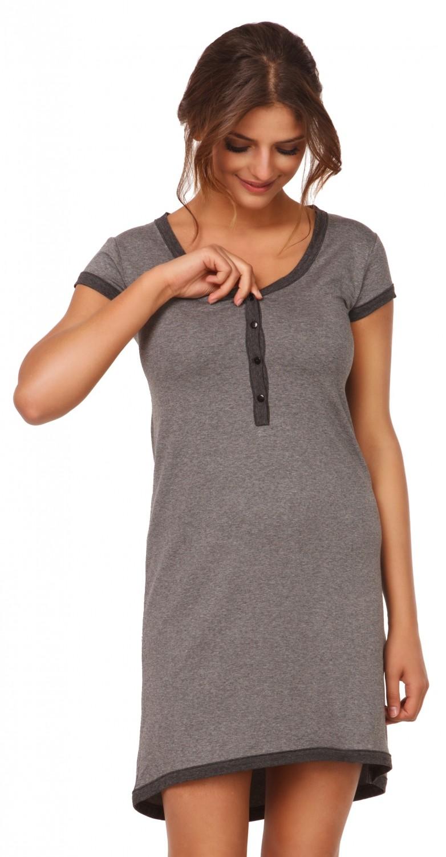 Happy Mama. Women\'s Maternity Nursing Breastfeeding Nightdress Shirt ...