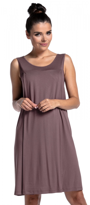 Zeta-Ville-Women-039-s-maternity-nursing-nightdress-breastfeeding-nightie-994c thumbnail 11