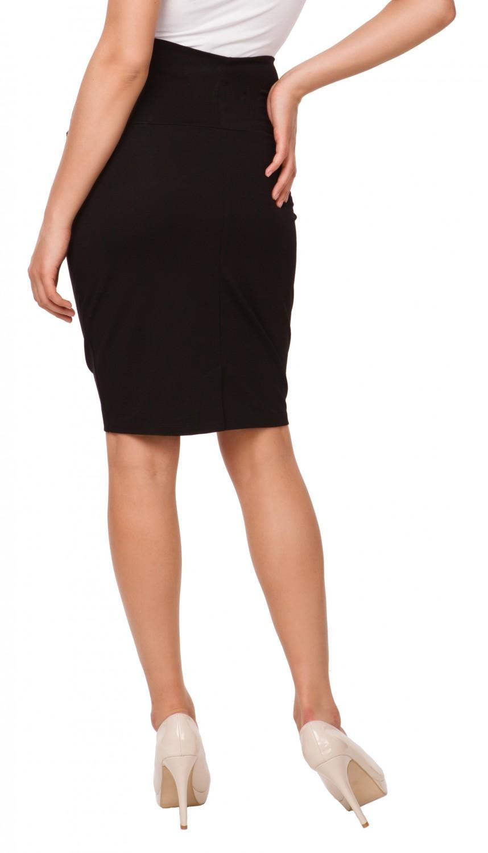 a7287a2fe9aaf Happy Mama Women's Maternity Pencil Skirt Overbump Elastic Panel ...