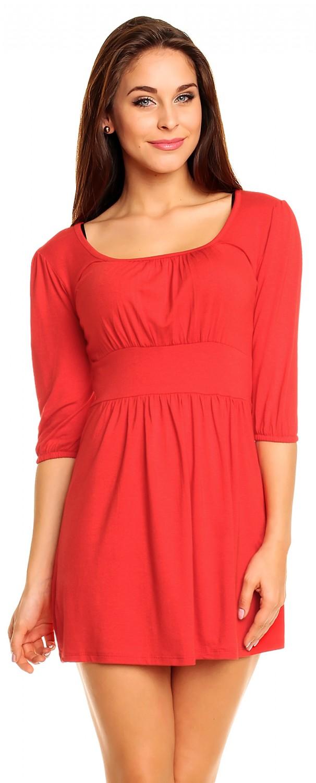 Zeta-Ville-Women-039-s-Pretty-Tunic-Ruched-Top-Party-Mini-Dress-Sizes-8-20-940z