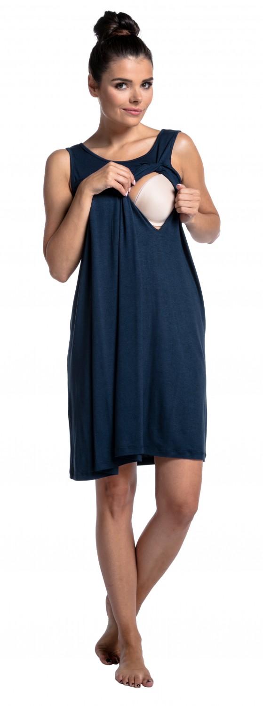Zeta-Ville-Women-039-s-maternity-nursing-nightdress-breastfeeding-nightie-994c thumbnail 33