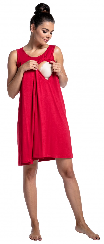 Zeta-Ville-Women-039-s-maternity-nursing-nightdress-breastfeeding-nightie-994c thumbnail 26