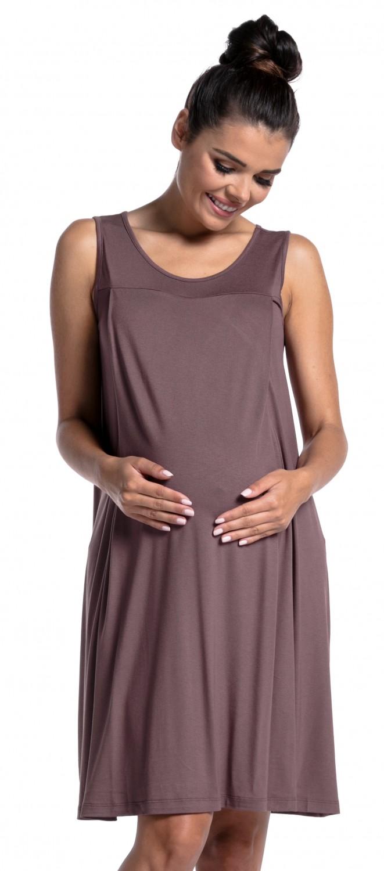 Zeta-Ville-Women-039-s-maternity-nursing-nightdress-breastfeeding-nightie-994c thumbnail 10