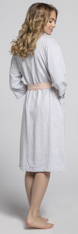 Zeta Ville Women\'s Maternity Hospital Gown Robe Nightie Set Labour ...