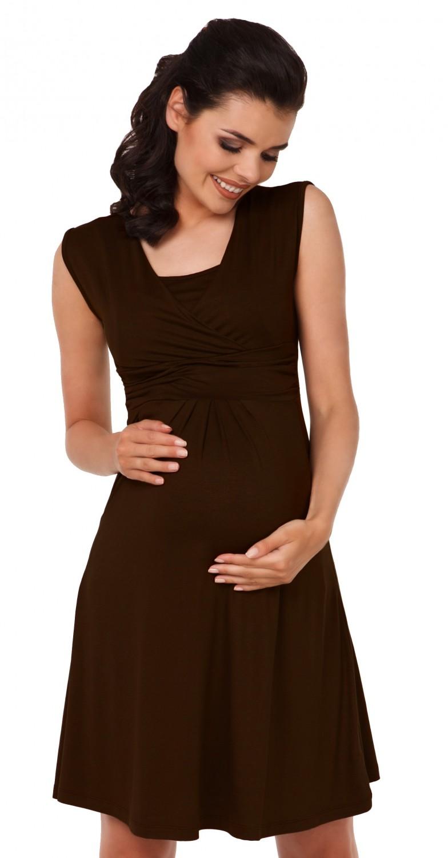 Zeta-Ville-Women-039-s-Maternity-Nursing-A-line-Dress-Pockets-Sleeveless-500c thumbnail 81