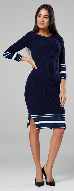 details zu chelsea clark women's maternity knitted midi jumper dress 3/4  sleeves. 051p