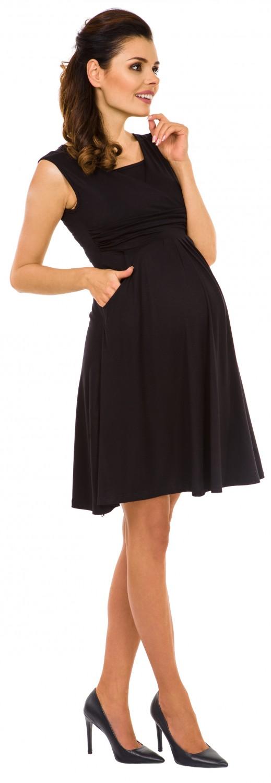 Zeta-Ville-Women-039-s-Maternity-Nursing-A-line-Dress-Pockets-Sleeveless-500c thumbnail 6