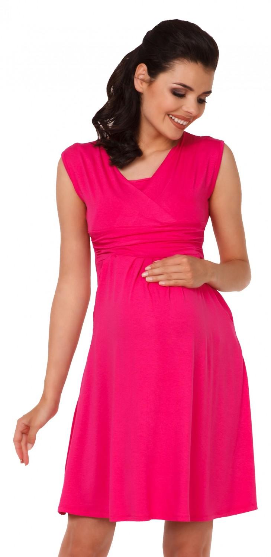 Zeta-Ville-Women-039-s-Maternity-Nursing-A-line-Dress-Pockets-Sleeveless-500c thumbnail 46
